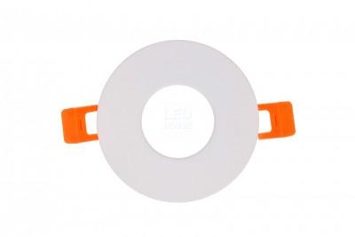 Kohdevalaisimien rengas PROLUMEN JMH4 valkoinen kierros