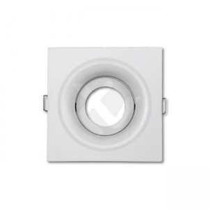 Ring for directional light  1080 white square