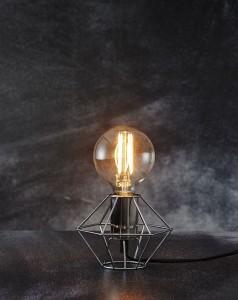 LED Pirn  G95 Vintage Gold DIM  3,7W 240lm E27 soe valge 1800K