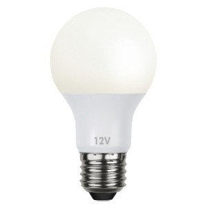 LED лампа LED лампа E27 12V G60 Star Low Voltage 12V 3W 250lm CRI80