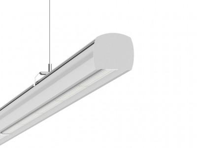 LED valgusti PROLUMEN Hi-Slim 230V 40W 5200lm CRI80 80x100° IP20 4000K päevavalge