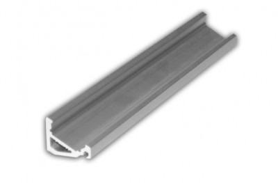 Alumiiniumprofiil LUMINES Type H 2m, valge