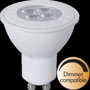 LED лампа LED лампа GU10 ST DIM, 4LED 347-35-1 230V 5.2W 400lm CRI80 36° 4000K дневной белый