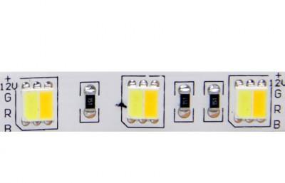 LED Riba LED Riba  5050 60LED 1m  12V 9.6W CRI80  120° IP20 3000K/6500K WW/CW
