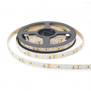 LED полоска  NX 2835 60LED 1m 24V  12W 1140lm  120° IP20 теплый белый 3000K