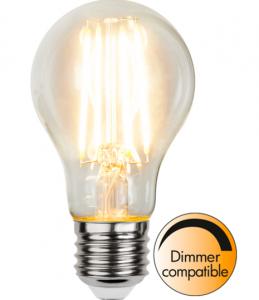 LED polttimo  Filament 360° DIM 352-32  7W 810lm E27 360° IP44 lämmin valkoinen 2700K