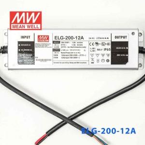 LED Tankla valgusti LUZ NEGRA 12DC ELG-200-12  192W  IP67