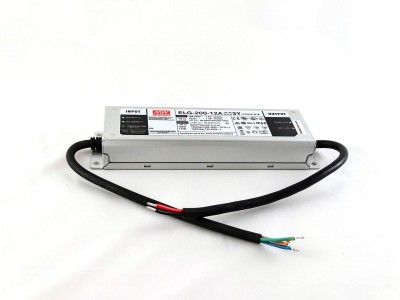 LED power supply unit MEAN WELL 12DC ELG-200-12B  192W  IP67