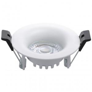 LED локальный светильник PROLUMEN Evolite Fix DIM белый  10W 800lm  38° IP54 теплый белый 3000K