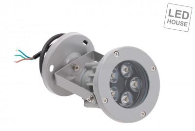 LED Aiavalgusti LED Aiavalgusti REVAL BULB FL001 hall  5W 420lm  45° IP65 3000K soe valge
