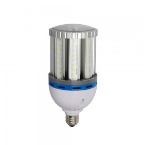 LED лампа LED лампа REVAL BULB S81 5630SMD 230V 27W 3500lm CRI80 E27 360° 4000K дневной белый