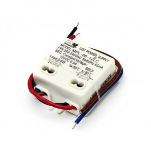 LED Toiteplokk LED Toiteplokk GLP POWER 12v DC MPL-06-12LC  6W  IP20