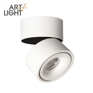 LED downlight LAHTI MINI white 230V 8W 547lm CRI90 60° IP20 3000K warm white