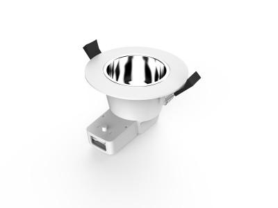 LED downlight PROLUMEN DL98B UGR19 white 230V 18W 1800lm CRI80 90° IP54 4000K pure white