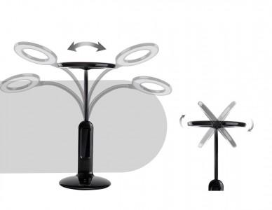 LED Laualamp AIGOSTAR LIGHT07 DIM must 230V 7W 360lm CRI80 3000K, 4000K, 6000K WW/DW/CW