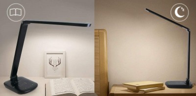 LED Laualamp AIGOSTAR LIGHT08 DIM must 230V 8W 430lm CRI80 3000K, 4000K, 6000K WW/DW/CW
