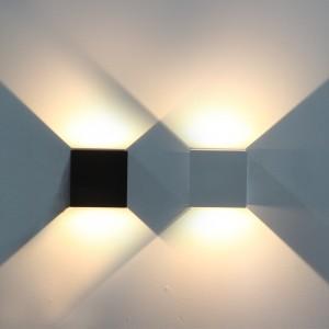 LED Seinavalgusti LED Seinavalgusti REVAL BULB A100 valge  12W 840lm CRI80  IP65 3000K soe valge
