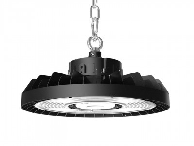 LED warehouse light PROLUMEN HB25 черный  120W 16800lm  90° IP65 дневной белый 4000K