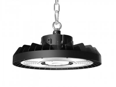 LED laovalgusti LED laovalgusti PROLUMEN HB25 must  120W 16800lm CRI80  90° IP65 4000K päevavalge