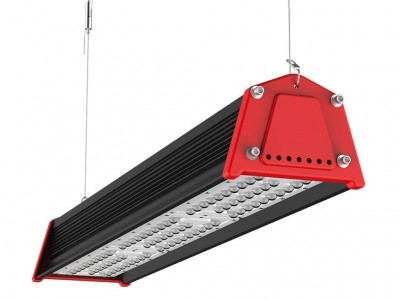 LED industrial site light PROLUMEN RED LHB01 black  150W 20250lm  60/90° IP65 pure white 4000K