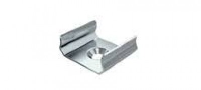 Aluminium profile LUMINES Type D bracket, metal