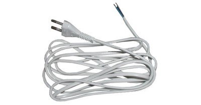 Cable  Cable with socket  2m white