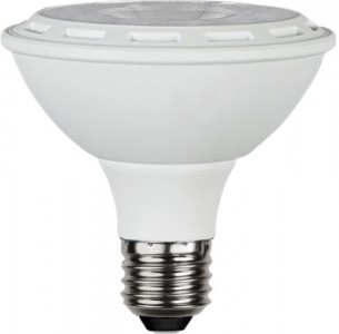LED bulb  348-44  10.8W 910lm E27 30° warm white 2700K