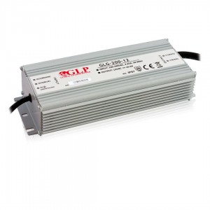 LED power supply unit LED power supply unit GLP POWER 12V GLG-200-12 230V 200W IP67