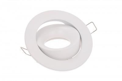 Luminaire frame Luminaire frame  BCR 1 white round