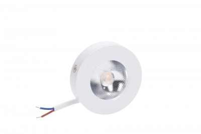 LED furniture light LED furniture light REVAL BULB FD DIM white round 7W 600lm CRI80  30° IP20 3000K warm white