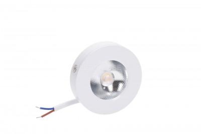 LED Mööblivalgusti LED Mööblivalgusti REVAL BULB FD DIM valge ring 7W 600lm CRI80  30° IP20 3000K soe valge