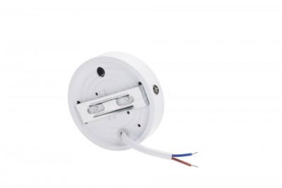 LED Mööblivalgusti REVAL BULB FD DIM valge ring 230V 7W 600lm CRI80 30° IP20 3000K soe valge
