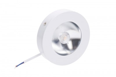 LED furniture light LED furniture light REVAL BULB FD DIM white round 10W 900lm CRI80  30° IP20 3000K warm white