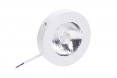LED Mööblivalgusti LED Mööblivalgusti REVAL BULB FD DIM valge ring 10W 900lm CRI80  30° IP20 3000K soe valge