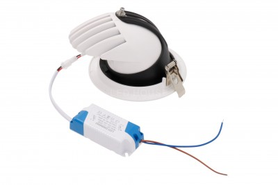 LED Allvalgusti REVAL BULB Gimbal COB DIM valge  5W 450lm CRI80  30° IP20 3000K soe valge