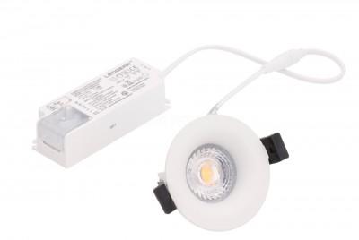 LED Allvalgusti PROLUMEN Evolite Fix DIM valge 230V 10W 800lm CRI90 38° IP54 3000K soe valge