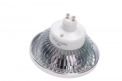 LED Pirn PROLUMEN AR111 COP 230V 13W 720lm CRI80 GU10 40° 2700K soe valge