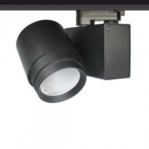 LED Siinivalgusti LED Siinivalgusti PROLUMEN Bradford DIM must 230V 32W 3000lm CRI90 38° IP20 3000K soe valge