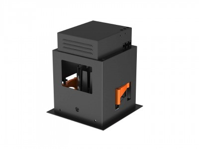 LED downlight PROLUMEN RD05 black  12W 800lm CRI80  24° IP20 3000K warm white