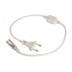 Power cable Power cable Power Cord for 230V LED stripe. 230V