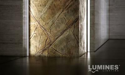 Alumiiniumprofiil LUMINES Type Y 2m valge