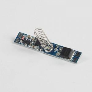 Lüliti  ON OFF + DIM 8mm sujuv start ja kustumine  12-24V  IP20