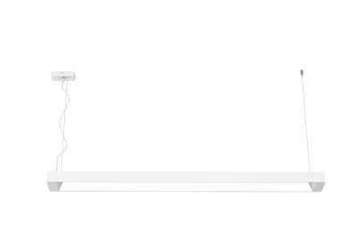 LED laevalgusti PROLUMEN DB25 valge 230V 40W 3600lm CRI80 120° IP20 3000K, 4000K, 6000K WW/DW/CW