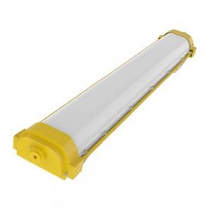 LED Plahvatuskindel valgusti PROLUMEN EXPL  80W 9600lm CRI80  120° IP65 4000K päevavalge