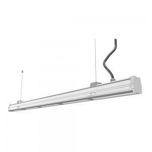 LED светильник LED светильник  Office 6870 белый  70W 11200lm CRI85  IP40 4000K дневной белый