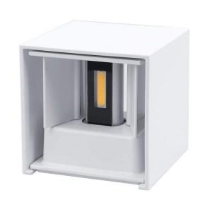 Настенный LED светильник Настенный LED светильник REVAL BULB A100 белый 230V 12W 840lm CRI80 IP65 3000K теплый белый