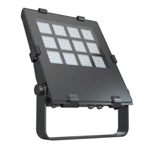 LED floodlight PROLUMEN Navigator black 230V 75W 8625lm CRI70 60x140° IP65 4000K pure white