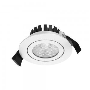 LED downlight PROLUMEN CL102 2.5 TRIAC white round 230V 13W 1010lm CRI90 36° IP65 3000K warm white