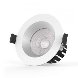 LED downlight PROLUMEN DL103B 2.5 TRIAC white round 230V 10W 860 CRI80 36° IP65 4000K pure white