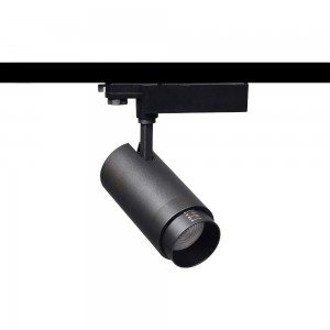 LED track light LED track light PROLUMEN Leon ZOOM black 230V 40W 4000lm CRI90 15-60° IP20 4000K pure white